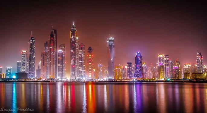 10. Skyline-Dubai by Sanjay Pradhan.jpg